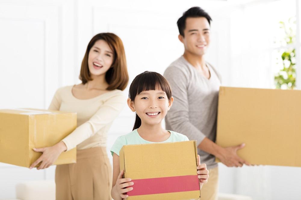 中国では家族みんなバラバラに暮らしている