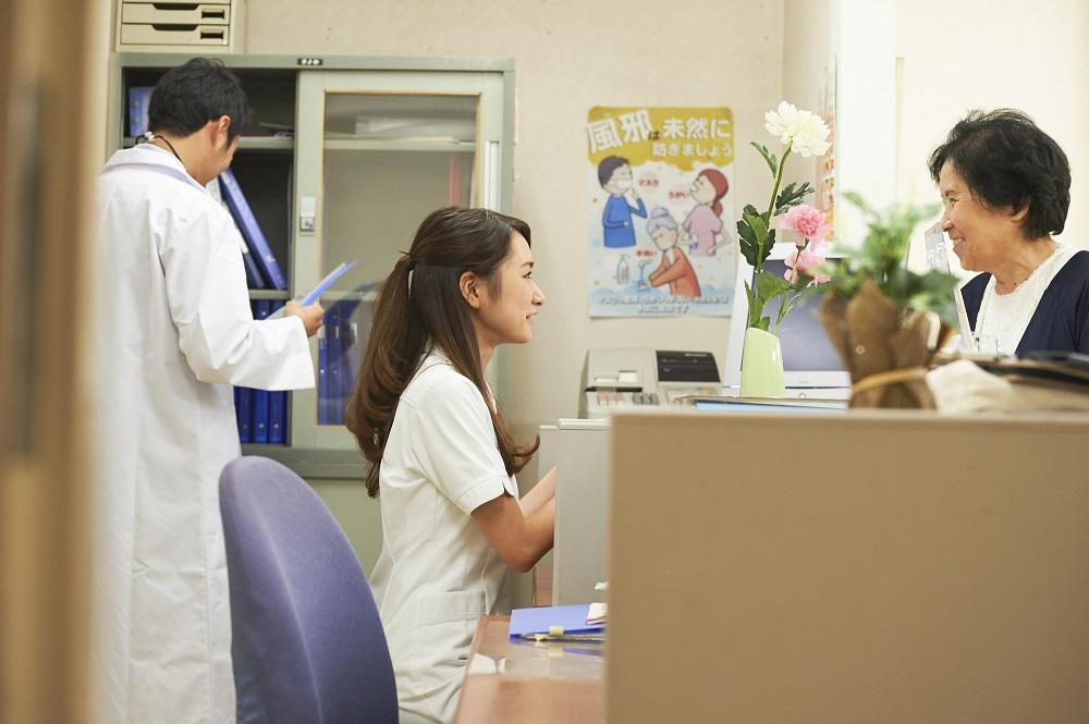 医療事務の仕事