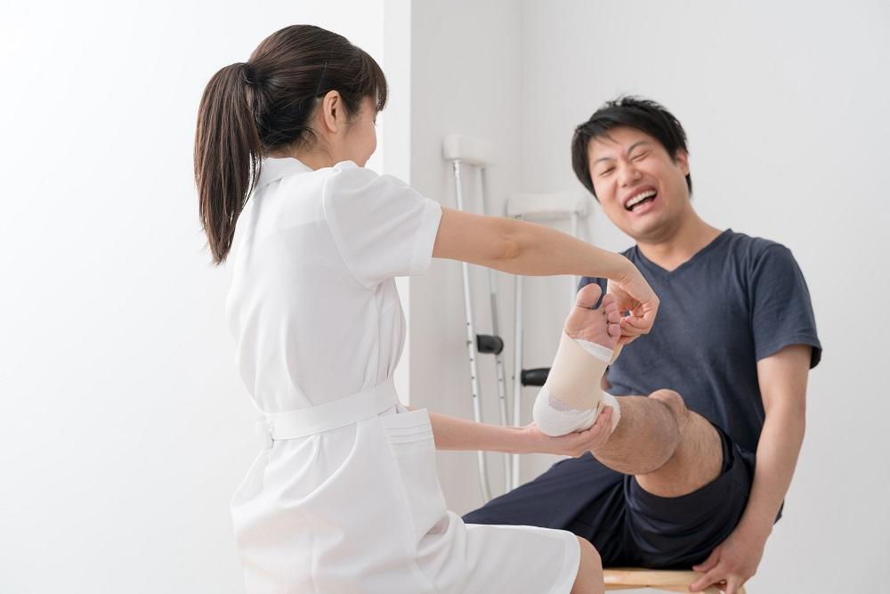 健康保険料「病気やケガへの備え」です