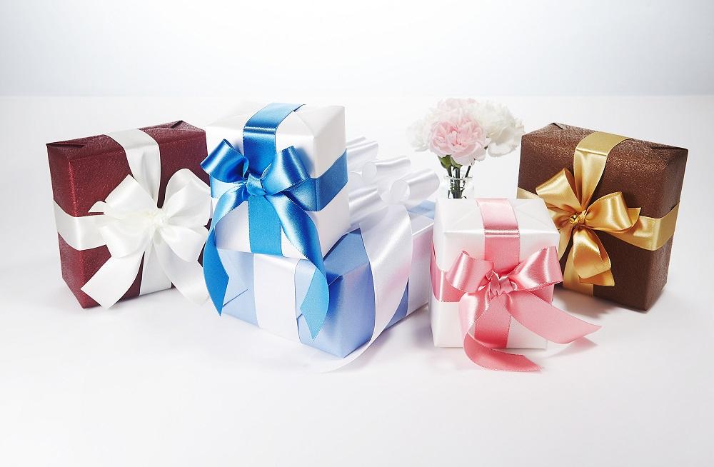 プレゼントを渡すイベントが多い