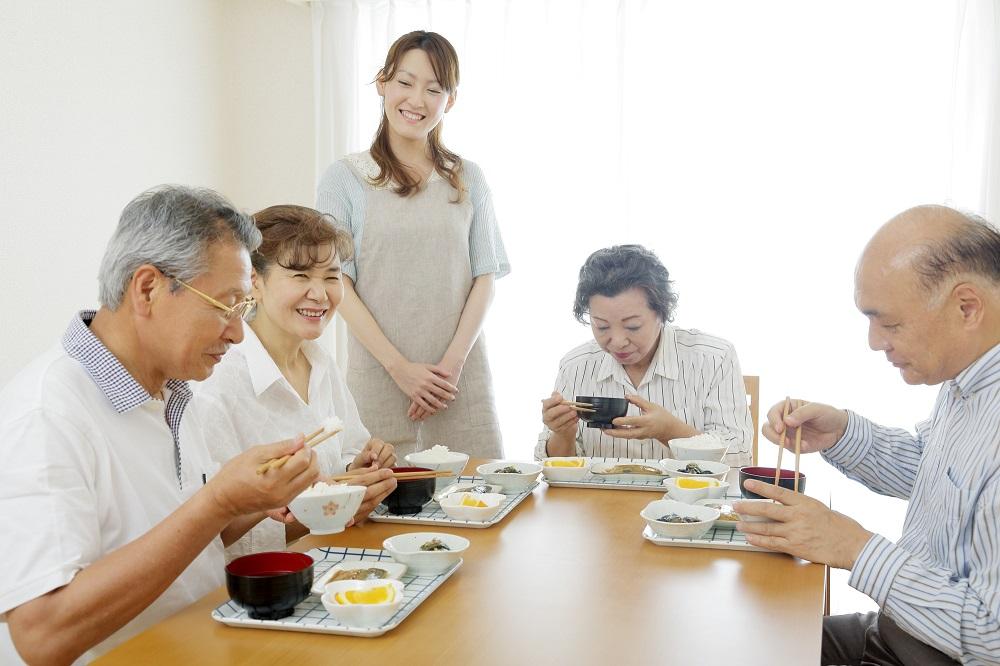 認知症高齢者対応の施設、グループホーム
