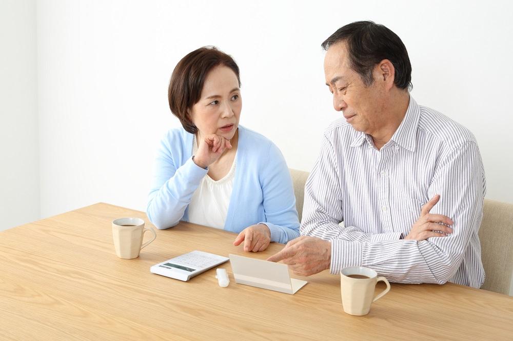 親が認知症になる前に、収入や財産の把握