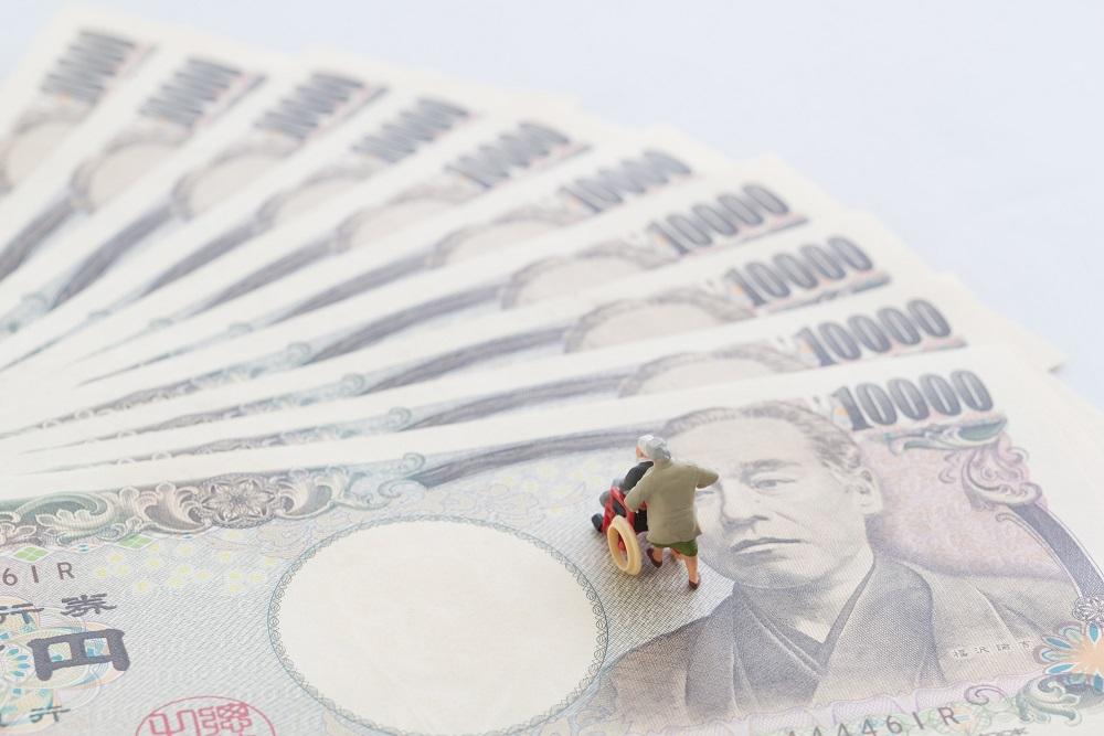 月15万円で特養に入所できる