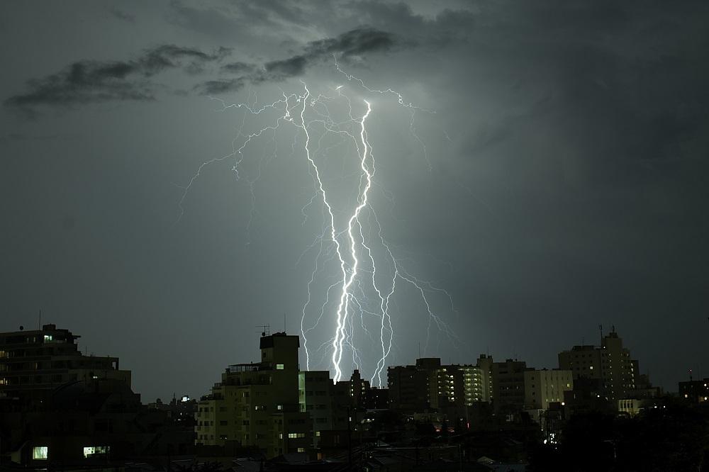 近年急増している豪雨