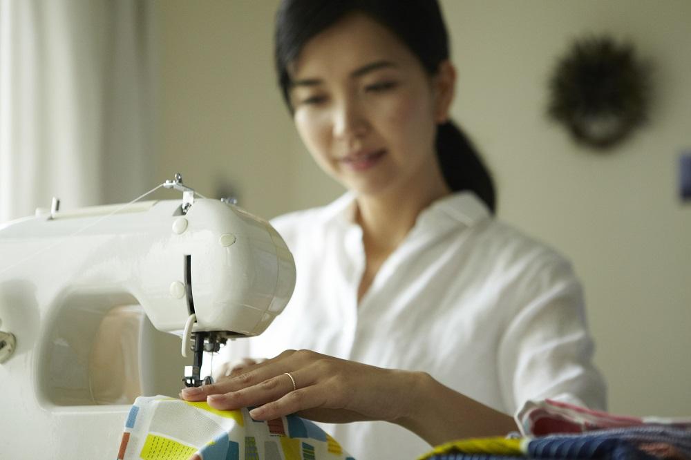 裁縫はどうしようか考えている時が楽しい