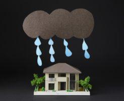 大雨の被害