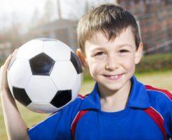 小6の副業はサッカーの審判