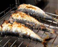 使わないと損する魚焼きグリル
