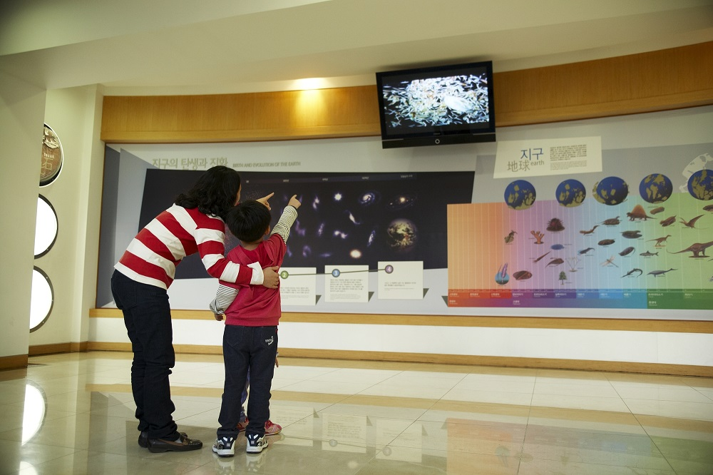 子供も楽しめる博物館