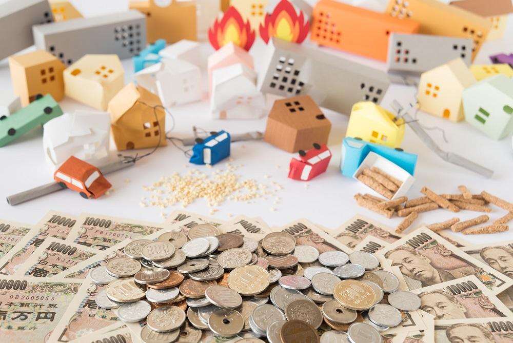 災害直後から数カ月は想像以上のお金が必要! 「現金化しやすい形」で備える