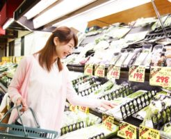 スーパーでもっとお得に買い物するポイント6つ