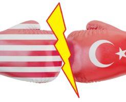 トルコがアメリカを提訴