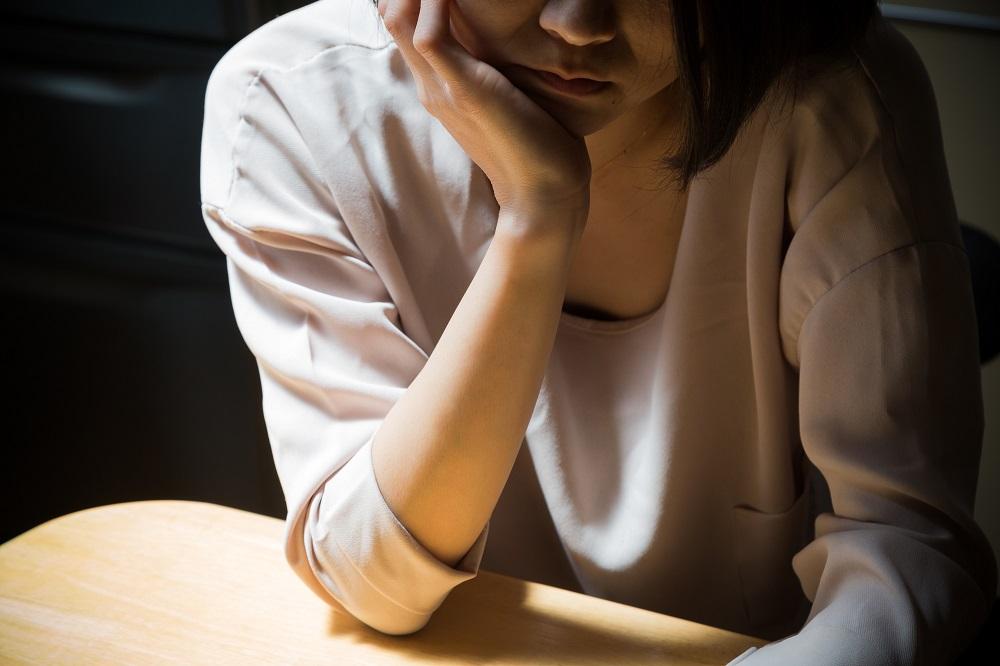 見えない不安と介護疲れ