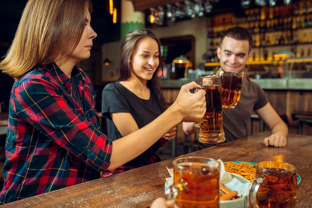 イギリス人はビール大好き