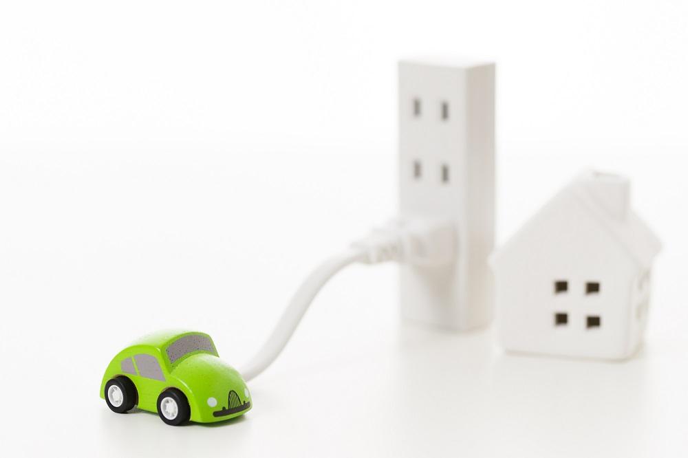 電気自動車への充電