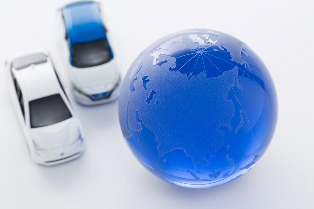 クリーンエネルギー自動車
