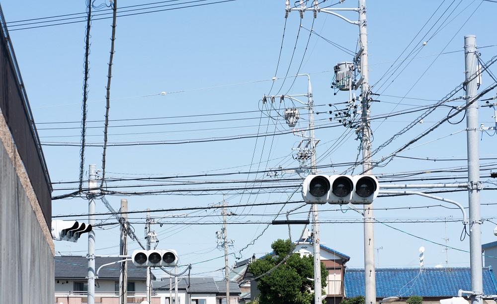 台風による長期停電