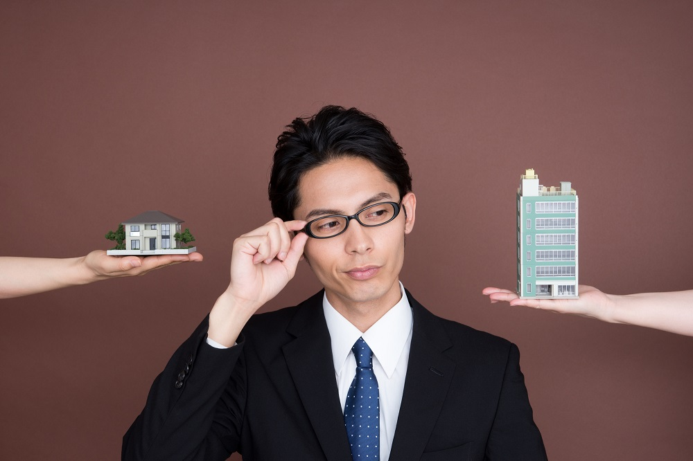 不動産投資信託(REIT・リート)って何?