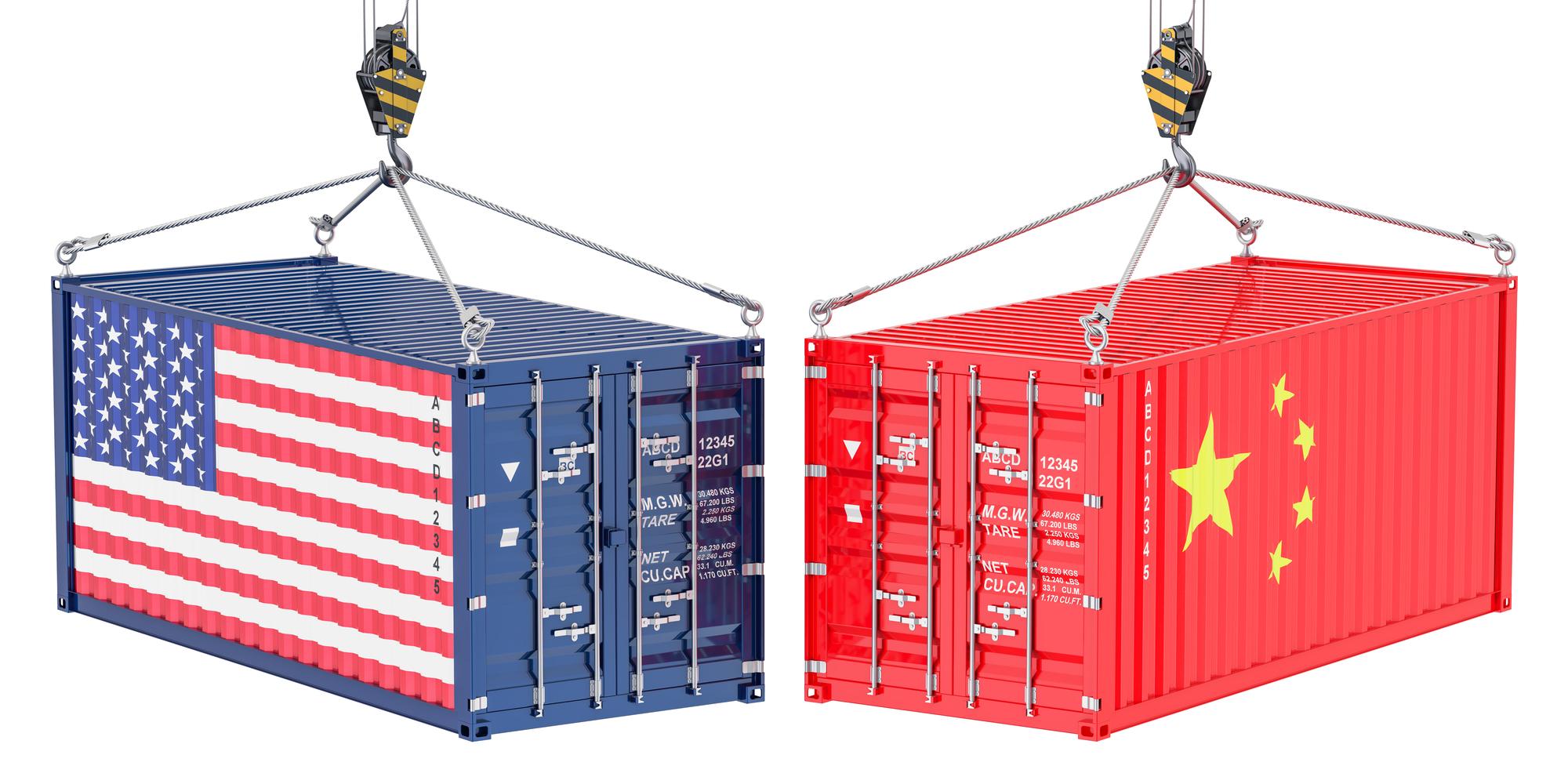 激化する中国との貿易摩擦