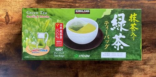 緑茶のTバック