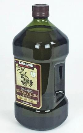 コストコの大容量オリーブオイル